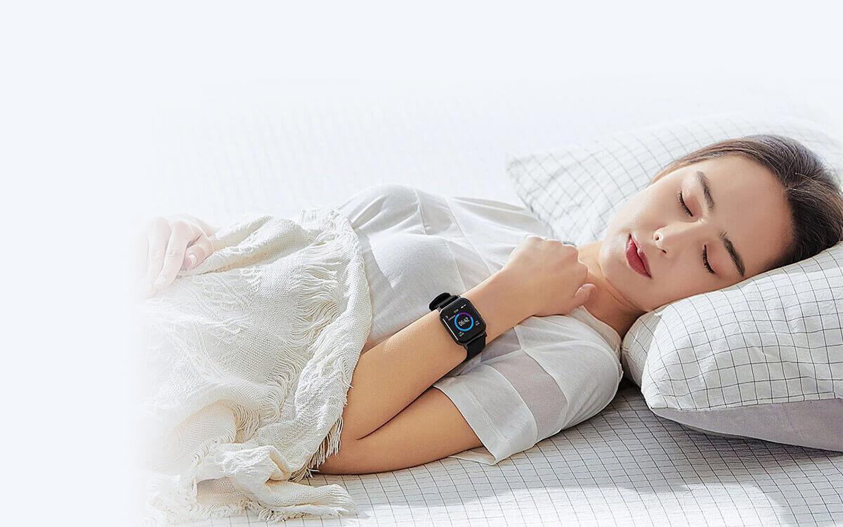 Haylou LS02 Определение качества сна