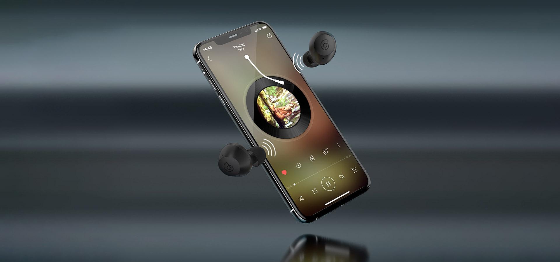 Haylou T16 Усовершенствованный аудиокодек AAC